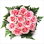 Dozen Pink Mother's Day Roses