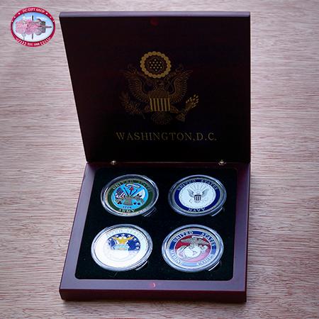 Executive Coin Set