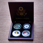 Executive Coin Set