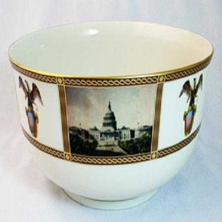 Four Stage Porcelain Bowl