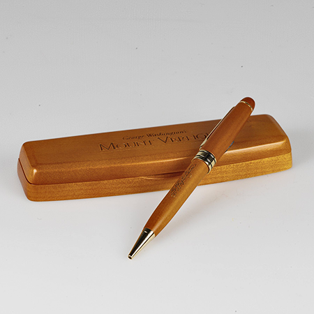 George Washington Wood Pen
