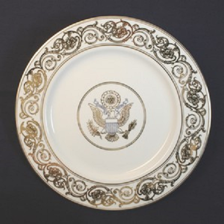 Great Seal Charger Plate