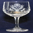 Great Seal Crystal Goblet