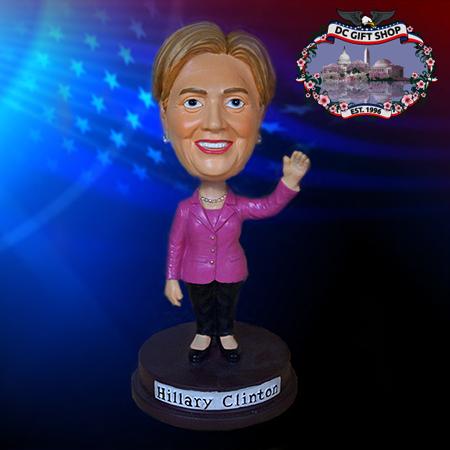 Hillary Clinton Bobblehead