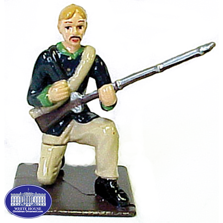 IRISH BRIGADE PRIVATE METAL FIGURINE