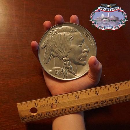 Jumbo Indian Head Nickel