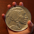 Jumbo Indian Head Nickel