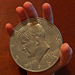 Jumbo Kennedy Half Dollar