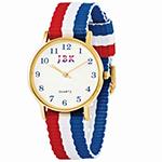 Kennedy American Flag Watch