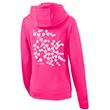 Ladies Lightweight Full Zip Hooded Cherry Blossom Jacket