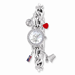 Ladies NBA Washington Wizards Charm Watch