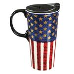 Liberty Ceramic Coffee Cup