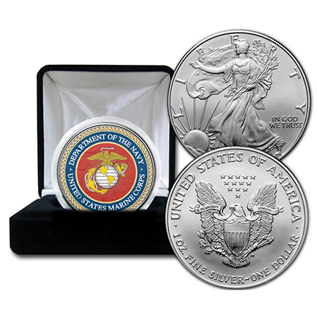 Marines Commemorative Coin