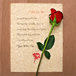 Mother's Day Letter