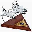 NASA Space Shuttle Orbiter Fleet 1:200