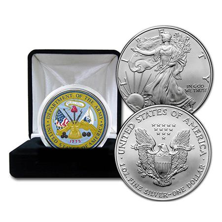 Navy Commemorative Coin