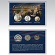 Our Founding Fathers 3 Coin Collection