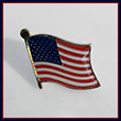 POTUS Flag Pin