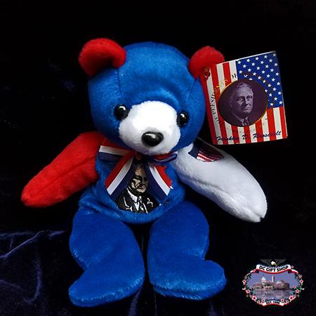 FDR Beanie Bear