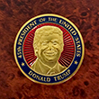 President Trump Challenge Coin