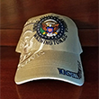 The Great Presidential Seal Baseball Cap Khaki