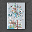 Washington DC Metrobus System Map