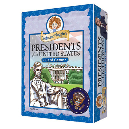 P. Noggin's Presidents of the United States Game