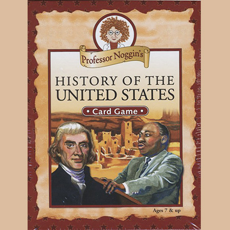 P. Noggin's History of the United States Game