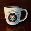 Seal of President of United States Latte Mug