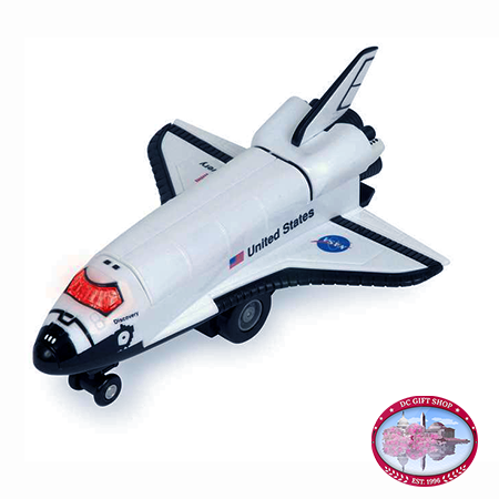 Space Shuttle Radio Control Discovery