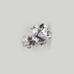 Sterling Blossom Lapel Pin