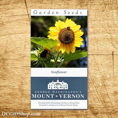 Colonial Sunflower Heirloom Seeds - 3 pack
