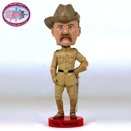 Theodore Roosevelt Bobblehead