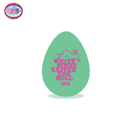 The Official 2016 Gala Green White House Easter Egg
