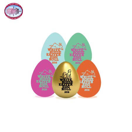 2016 White House Easter Egg Commemorative Set