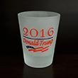 Trump for President Shot Glass
