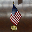 """4"""" x 6"""" US Government Office Desk Flag"""