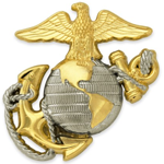 U.S. Marine Corps Emblem Pin