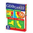 USA Geo Cards