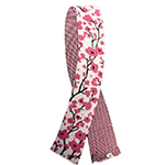 National Cherry Blossom Cotton Scarf