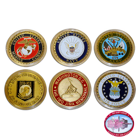 United States Armed Forces Commemorative Set