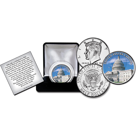 United States Capitol Commemorative Coin