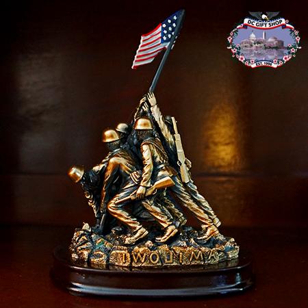 Washington DC Iwo Jima Memorial Statue