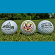 Washington DC Golf Ball Set