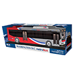 Washington DC Metro Bus 1:50 Model
