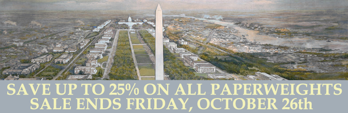 All Paperweights Up To 25% Off - Washington DC Gift Shop