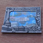 Washington DC Picture Frame