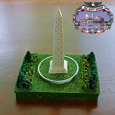 Washington Monument Panorama Model