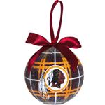 Washington Redskins - 100mm LED Ball Ornament