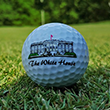 White House Golf Ball